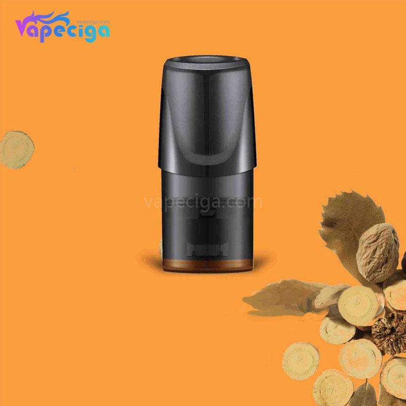 Relx Replacement Pre-filled Pod 15 Flavors 2ml 3PCs Chinese Edition