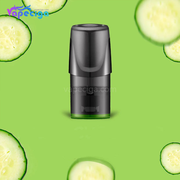 Relx Replacement Pre-filled Pod 2ml Chinese Edition Fresh Cucumber