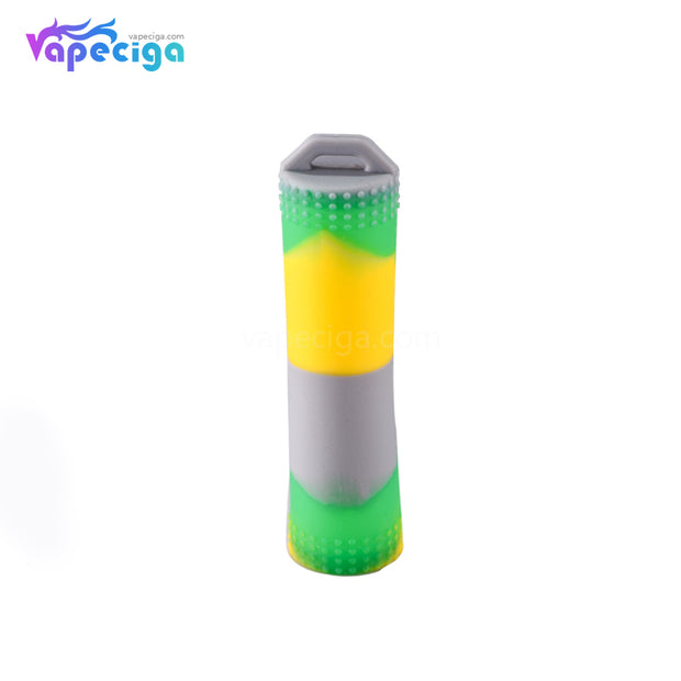 Replacement Silicone Sleeve for Single 18650 Battery 10PCs