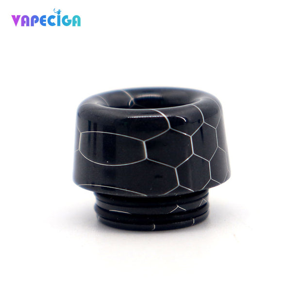 Resin 810 Drip Tip 4PCs Black