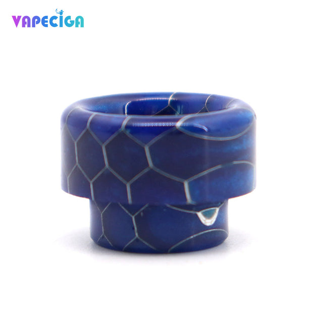 Resin Bare 810 Drip Tip 4PCs Blue