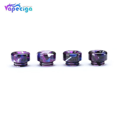 Resin Van Gogh 810 Drip Tip with Large Bore Random Color
