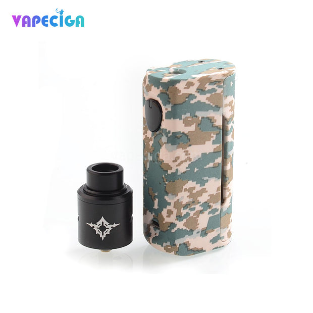 Rincoe Manto Mini VW Mod Kit With RDA