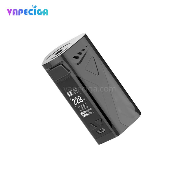 Rincoe Manto X TC Box Mod 228W Black