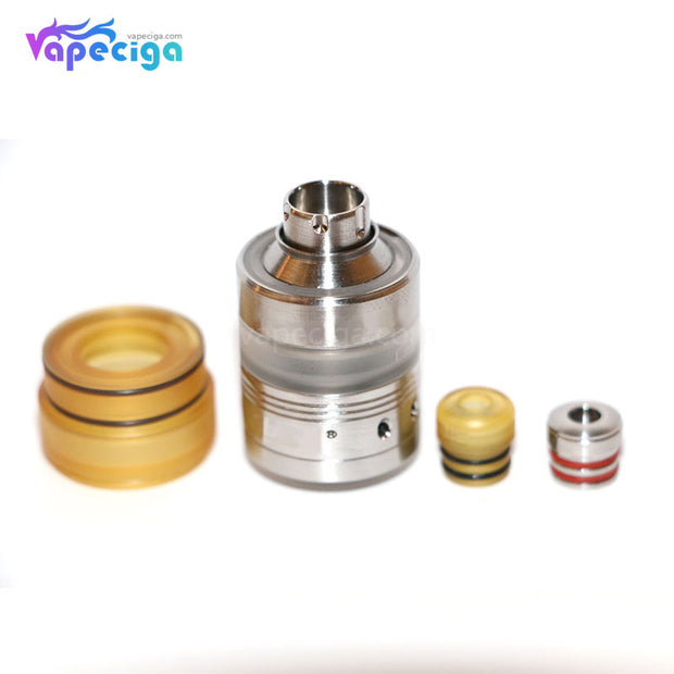 Ruby Style RTA 22mm 2ml Components