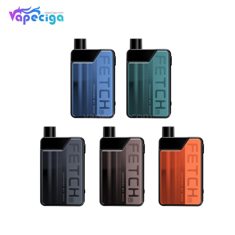 SMOK Fetch Mini Vape Pod System VW Starter Kit 1200mAh 3.7ml Standard Edition