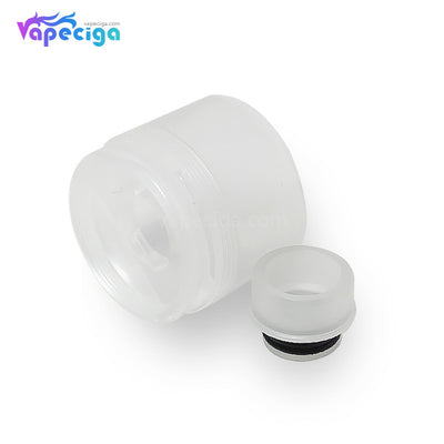 SXK Replacement PC Tank Tube with Drip Tip for 5A's Basic V2 Style RDA