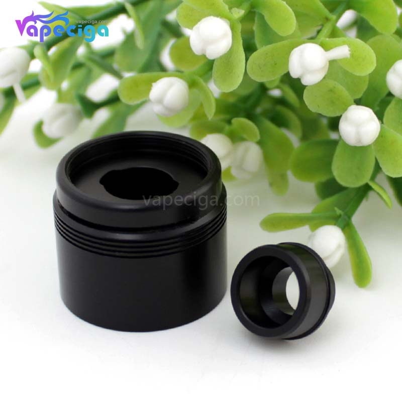 SXK Replacement POM Tank Tube with Drip Tip for 5A's Basic V2 Style RDA