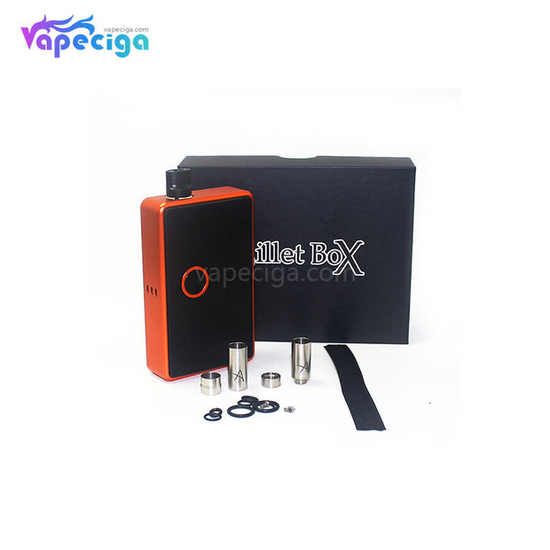 SXK BB Box 60W Mod Kit Billet Box DNA60 AIO Kit Package Contents