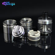 Silver SXK DB Lords Style MTL RTA 22mm 4ml Components