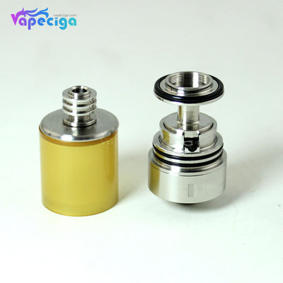 SXK Holly Atty Patibulum Style RTA 22mm 2.5ml Components
