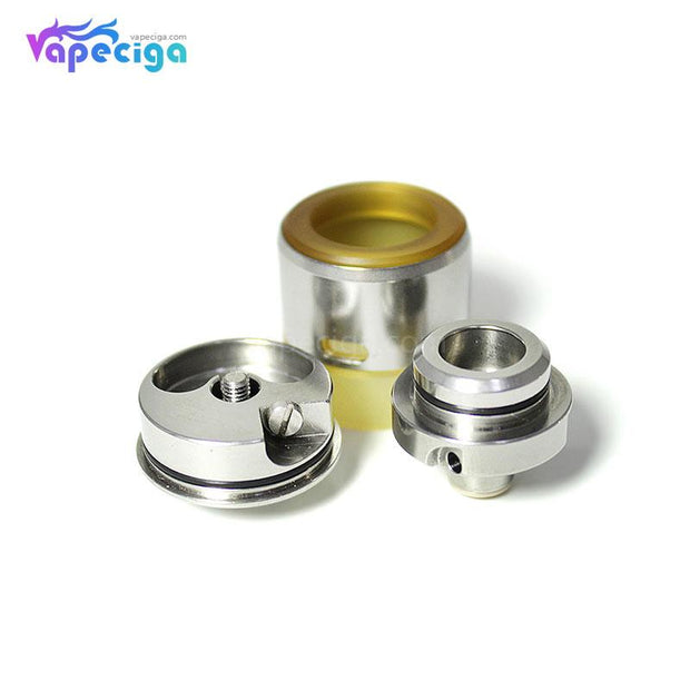 SXK Le Turbo V4 Style RDA 22mm Components