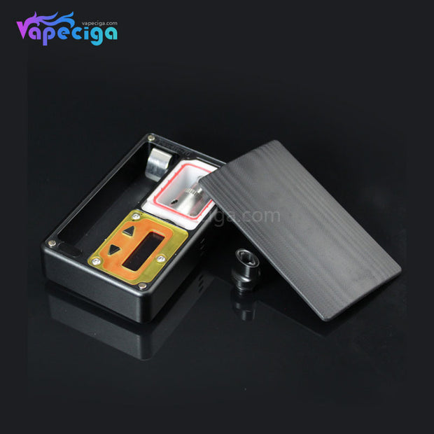 SXK Replacement 3-in-1 PEI Cover Kit for BB Box Mod Internal View