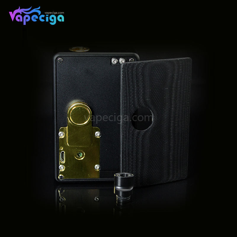 SXK Replacement 4-in-1 SS Accessory Kit for BB Box Mod