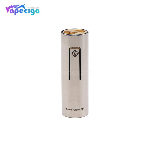 Stainless Steel ShenRay Bestia Animal Mechanical Mod