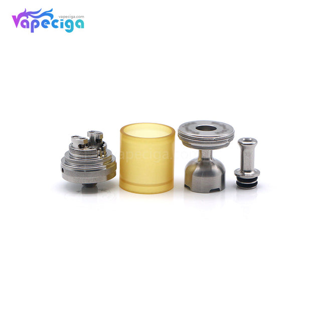 ShenRay Marstech TF GTR PEI RTA 23mm 4ml Components