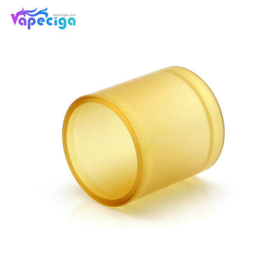 Yellow ShenRay Replacement PEI Tank Tube for TF GTR RTA 23mm