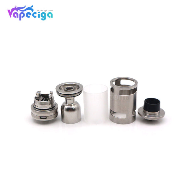 ShenRay SRG V4 RTA 25mm 5ml Components