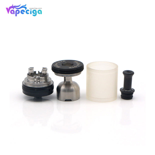 ShenRay TF GTR MTL RTA 23mm 4ml Components