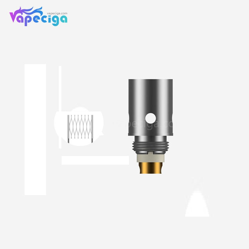 Sikary Atma Replacement Mesh 1.2ohm / BVC 1.4ohm Coil Head 5PCs