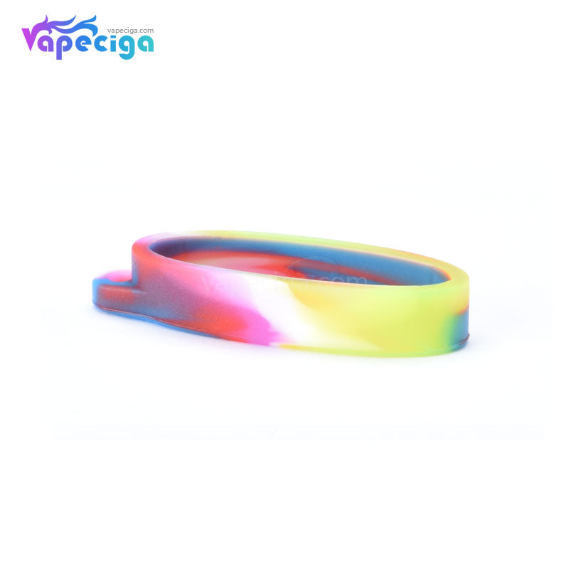 Silicone Flat Ring Vape Band for Vape Mod 40mm