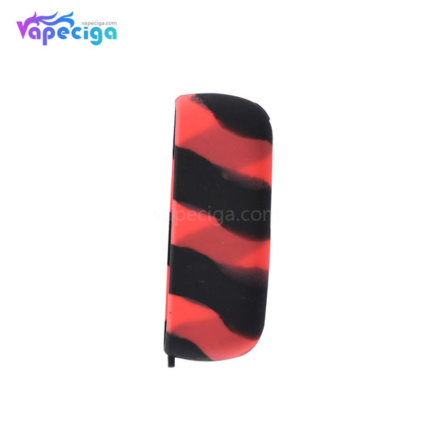 Silicone Protective Case for IQOS 3.0 Camo Red