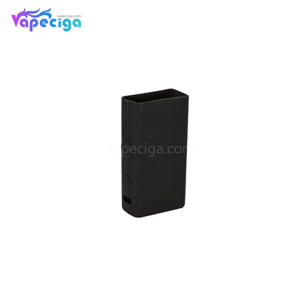 Black Silicone Protective Case with Lanyard for Smoant Pasito Mod