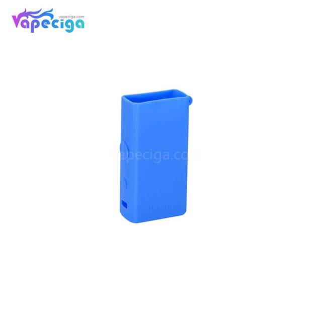 Blue Silicone Protective Case with Lanyard for Smoant Pasito Mod