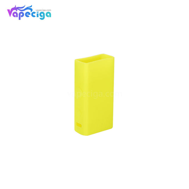 Yellow Silicone Protective Case with Lanyard for Smoant Pasito Mod
