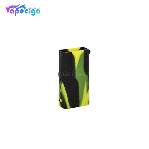 Camo Green Silicone Protective Case with Lanyard for Smoant Pasito Mod