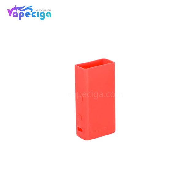 Red Silicone Protective Case with Lanyard for Smoant Pasito Mod