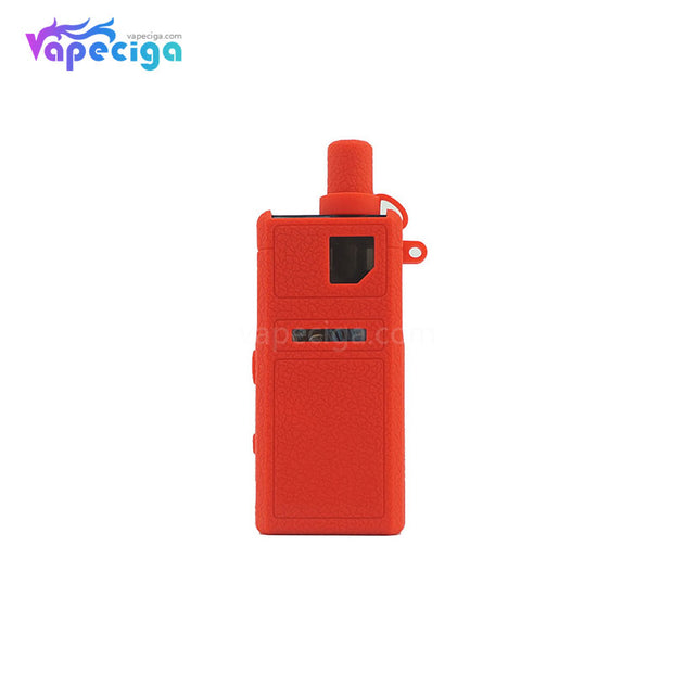 Silicone Protective Case for Smoant Pasito Pod System Red