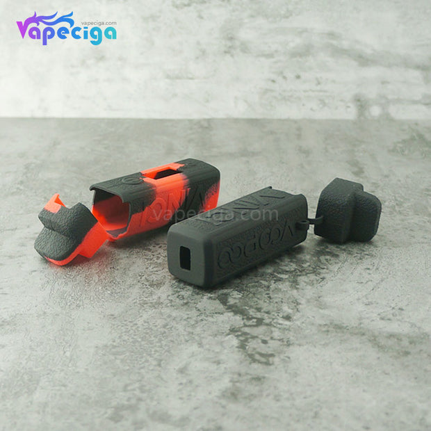 Silicone Protective Case Overview for Voopoo Vinci VW Starter Kit