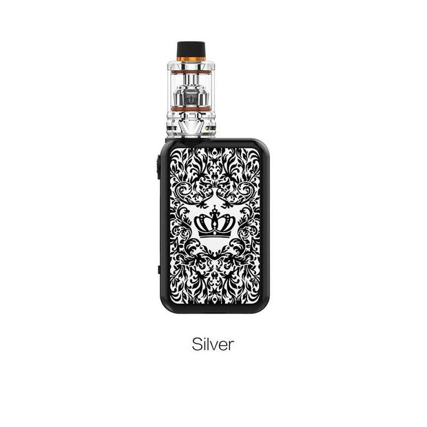 Silver Uwell Crown 4  IV Kit with Crown 4  IV Tank