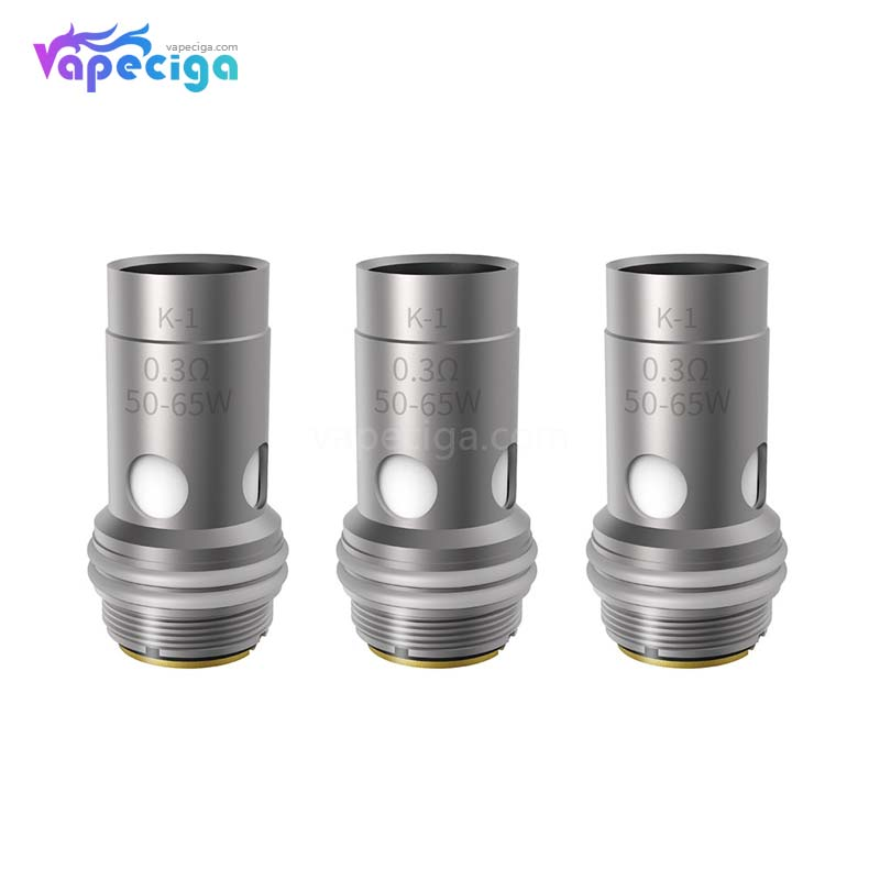 Smoant Knight 80 Replacement Mesh Coil Head 3PCs
