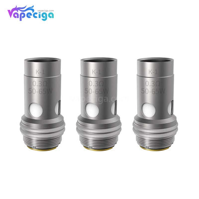 Smoant Knight 80 0.3ohm Mesh Coil Head 3PCs