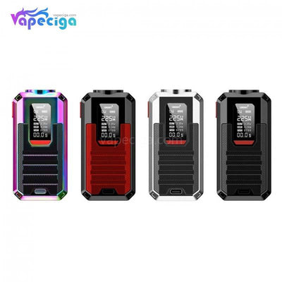 Smoant Ladon 225W TC Box Mod 4 Colors Optional