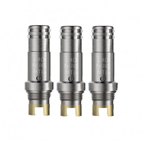Smoant Pasito Replacement MTL-Ni80 Coil Head 3PCs