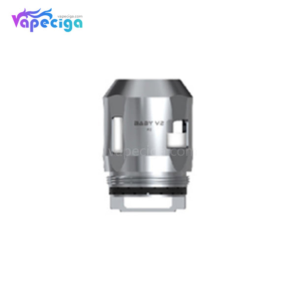 Smok TFV8 Baby V2 A2 Replacement Coil Head SS