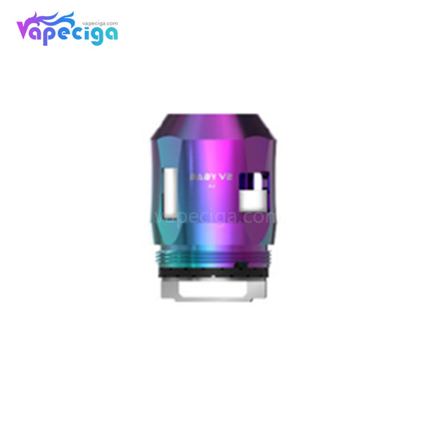 Smok TFV8 Baby V2 A2 Replacement Coil Head 7-Color