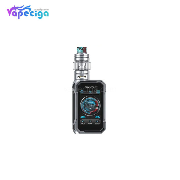 Smok G-PRIV 3 TC Mod Kit with TFV16 Lite Tank 230W 5ml - Prime Chrome