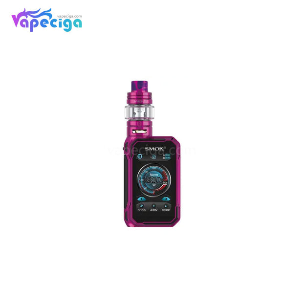 Smok G-PRIV 3 TC Mod Kit with TFV16 Lite Tank 230W 5ml - Purple