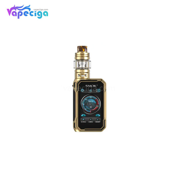 Smok G-PRIV 3 TC Mod Kit with TFV16 Lite Tank 230W 5ml - Gold