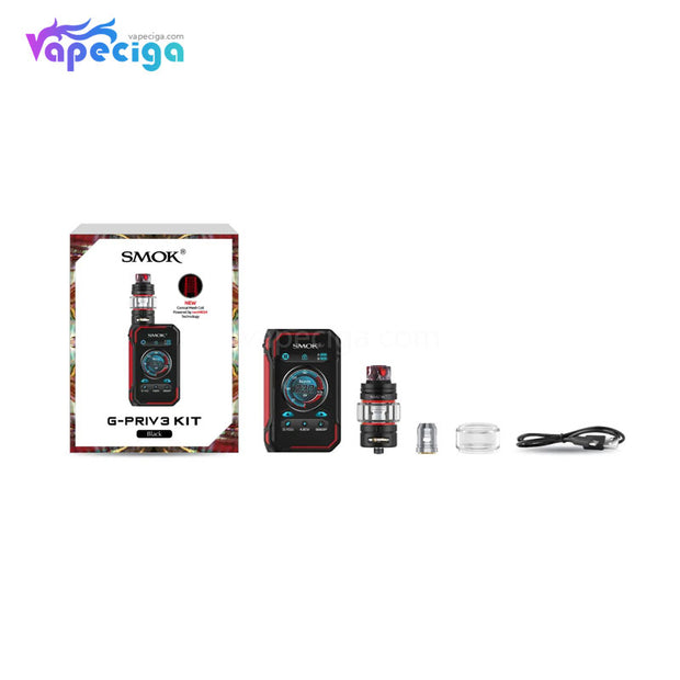Smok G-PRIV 3 TC Mod Kit Includes