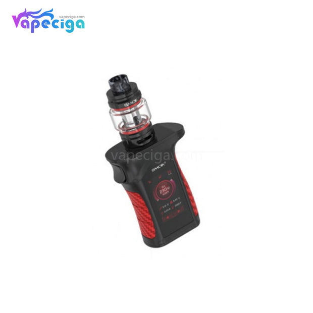 Black Red Smok MAG P3 TC Mod Kit