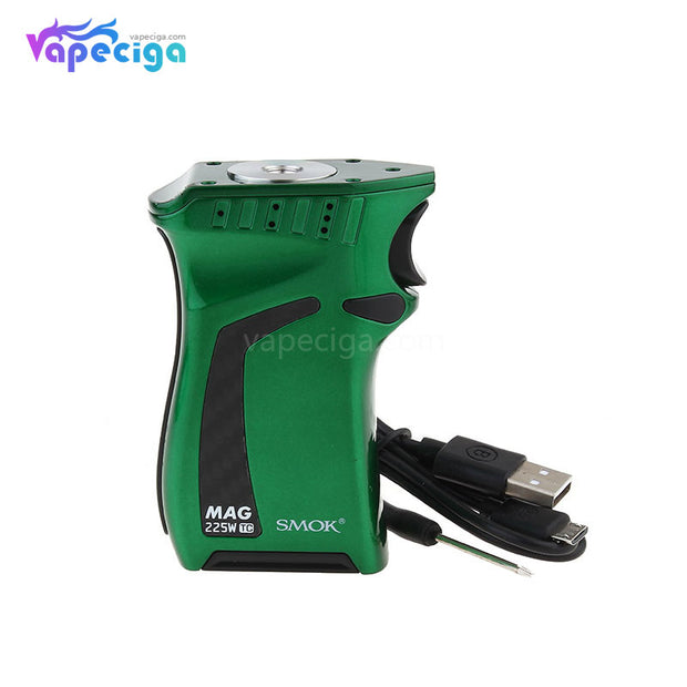 Smok Mag TC Box Mod 225W Right-hand Edition USB Charging