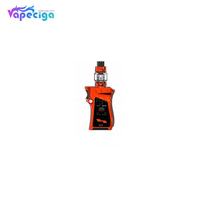 Orange Black - Smok Mag TC Mod Kit with TFV12 Prince Tank 225W 8ml