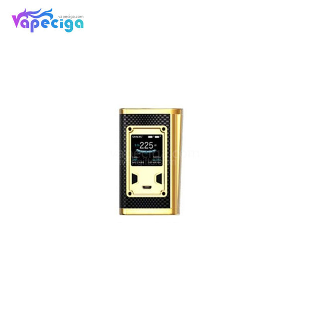 Smok Majesty TC Box Mod 225W Prism Gold And Black Cobra