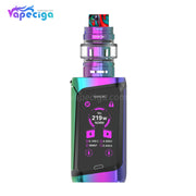 7-color And Black Smok Morph 219W TC Mod Kit with 6ml TF Tank