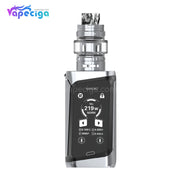 Smok Morph 219W TC Mod Kit with 6ml TF Tank Prism Chrome And Black